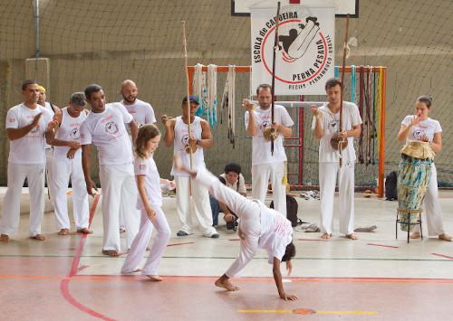 Capoeira Atividade Lúdica